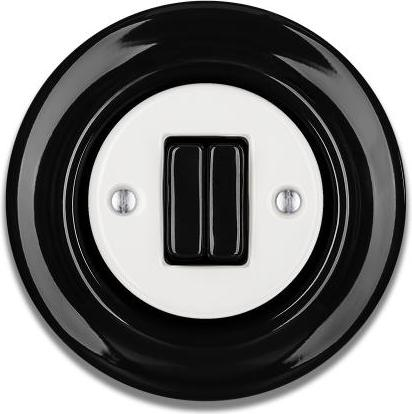 Porcelain switches - a double key ()  - ROBUS | Katy Paty