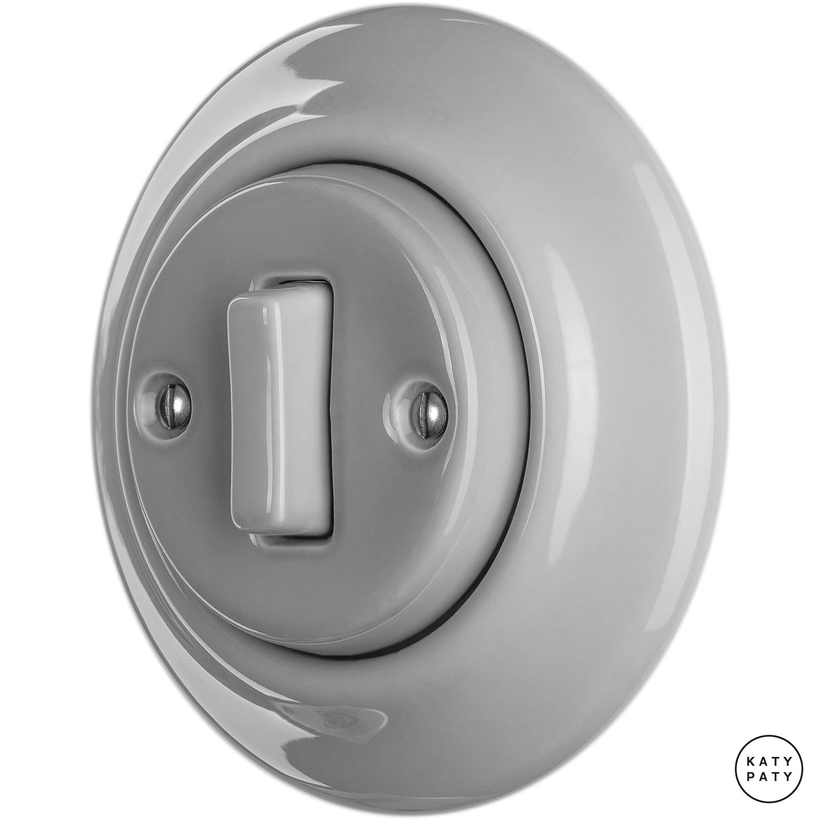 Porcelain switches - a single key - SLIM ()  - CANA | Katy Paty