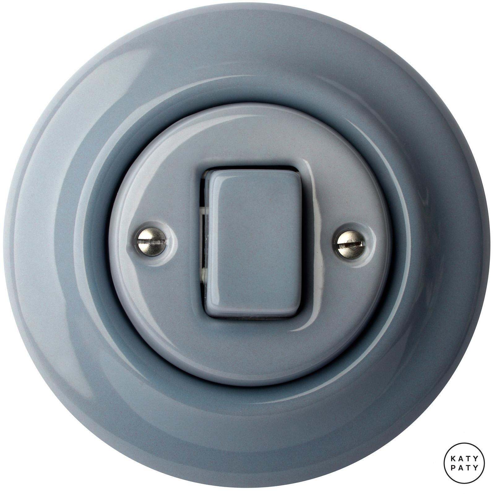 Katy Paty | Porcelain switches - a single key - FAT ()  - COLUMBA