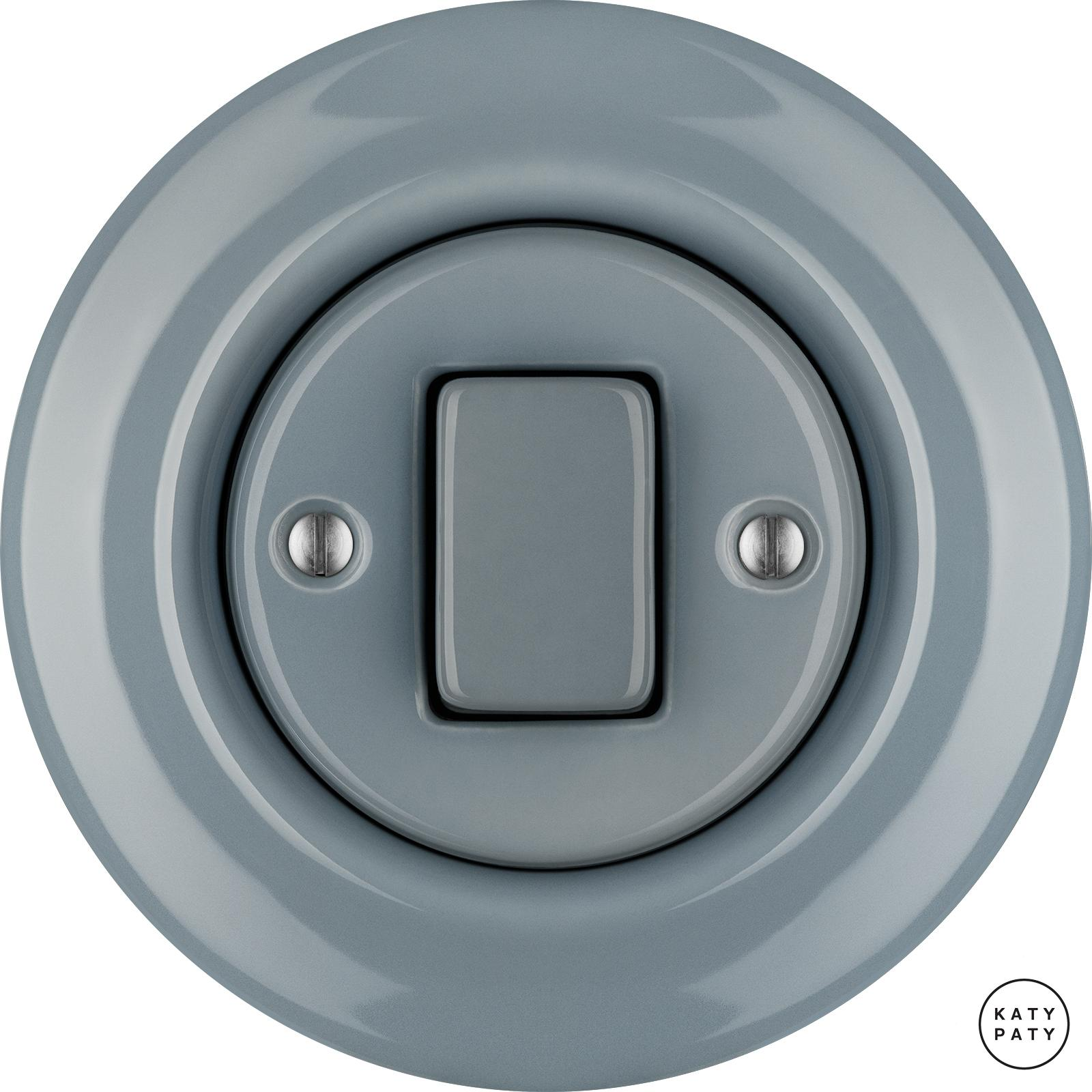 Katy Paty | Porcelain switches - a single key - FAT ()  - LIVOR