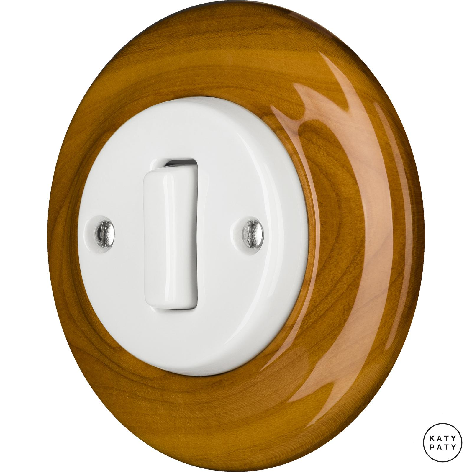 Porcelain switches - a single key - SLIM ()  - PADELUS | Katy Paty