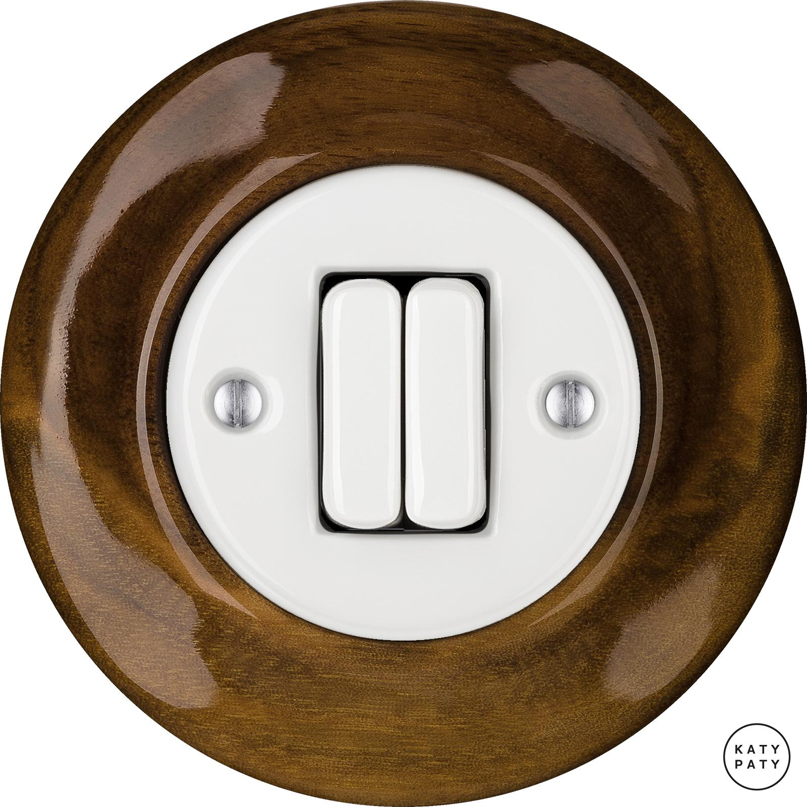 Porcelain switches - a double key ()  - NUC MAG | Katy Paty