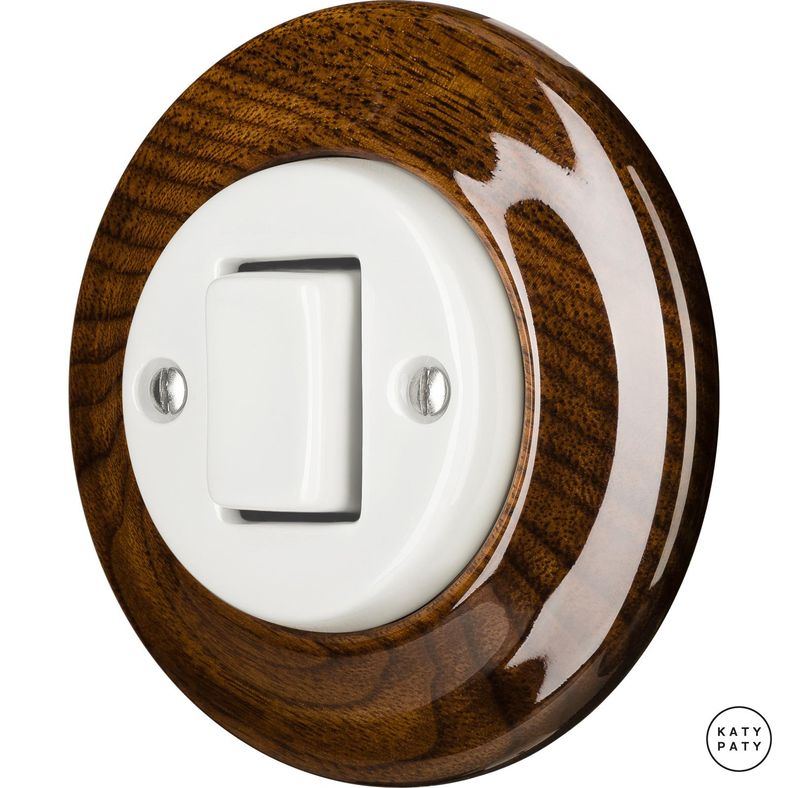 Porcelain switches - a single key - FAT ()  - NUCLEUS | Katy Paty