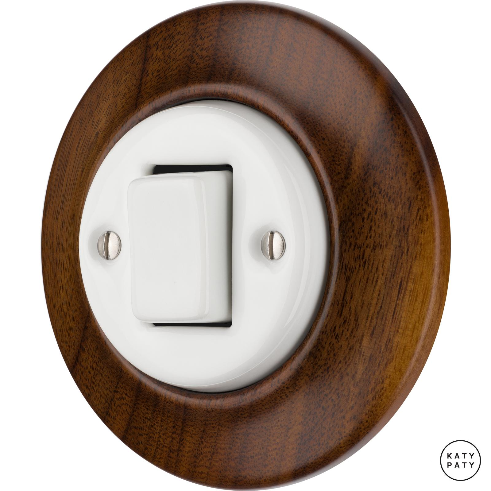 Porcelain switches - a 1 key - FAT ()  - NUCLEUS | Katy Paty