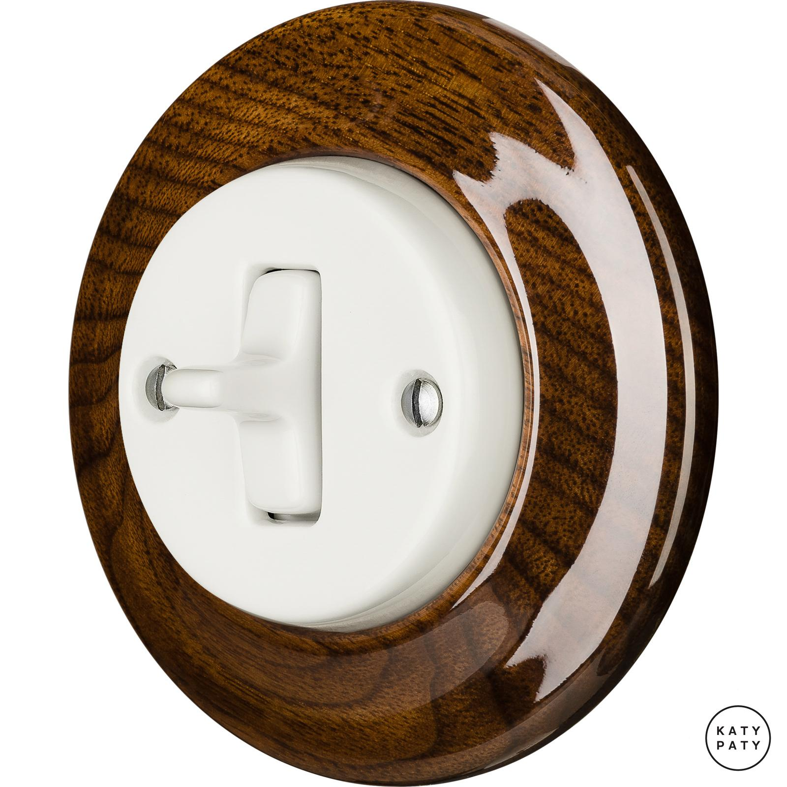 Porcelain Toggle switches - a single key ()  - NUCLEUS | Katy Paty
