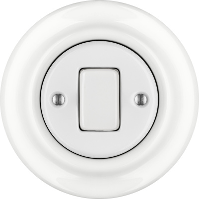 Porcelain switches - a single key - FAT ()  - ALBA | Katy Paty
