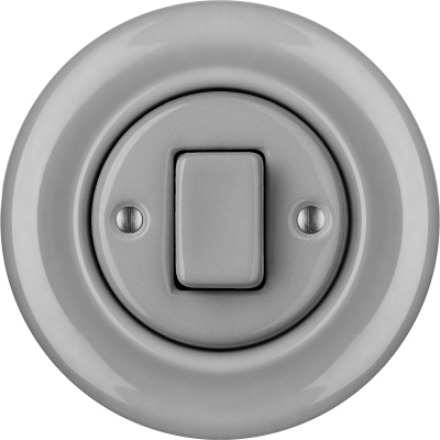 Porcelain switches - a single key - FAT ()  - CANA | Katy Paty