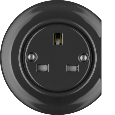 Porcelain sockets British Standard - multiple X ()  - GRISEA | Katy Paty