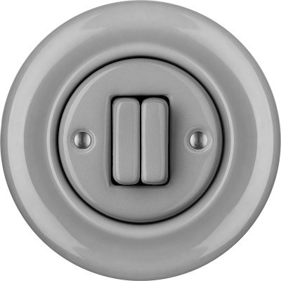 Porcelain switches - a double key ()  - CANA | Katy Paty