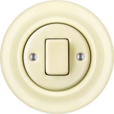 Porcelain switches - a single key - FAT ()  - PNOE FLAVA | Katy Paty