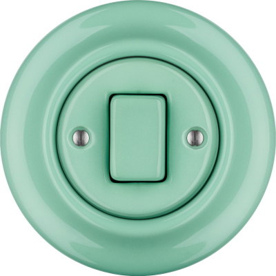 Porcelain switches - a 1 key - FAT ()  - PNOE MENTOL | Katy Paty