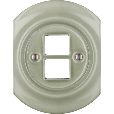 Porcelain sockets PC - multiple X ()  - CHLORA | Katy Paty