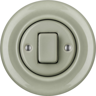Porcelain switches - a single key - FAT ()  - CHLORA | Katy Paty