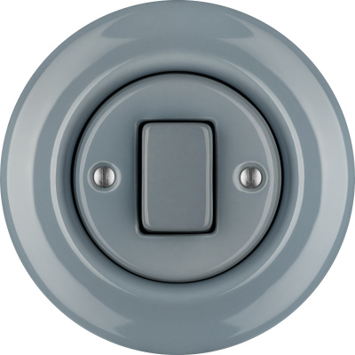 Porcelain switches - a single key - FAT ()  - LIVOR | Katy Paty