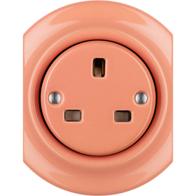 Porcelain sockets British Standard - multiple X ()  - PNOE SALMO | Katy Paty