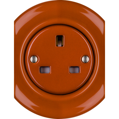 Porcelain sockets British Standard - multiple X ()  - AURANTIA | Katy Paty
