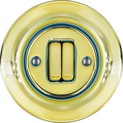 Porcelain switches - a double key ()  - LUCEDO | Katy Paty