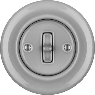 Porcelain Toggle switches - a single key ()  - CANA | Katy Paty
