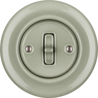 Porcelain Toggle switches - a single key ()  - CHLORA | Katy Paty