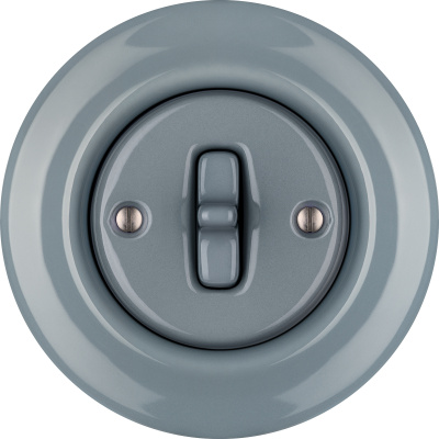 Porcelain Toggle switches - a single key ()  - LIVOR | Katy Paty