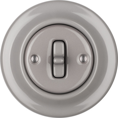 Porcelain Toggle switches - a single key ()  - LUCIDUM | Katy Paty