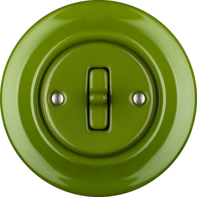 Porcelain Toggle switches - a single key ()  - NITOR CHLORA | Katy Paty