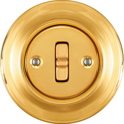 Porcelain Toggle switches - a single key ()  - AURUM | Katy Paty