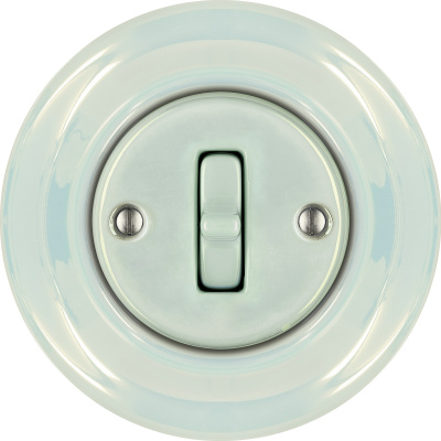 Porcelain Toggle switches - a single key ()  - CONCHA | Katy Paty