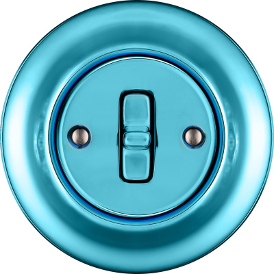 Porcelain Toggle switches - a single key ()  - CALEDO | Katy Paty