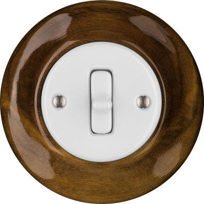 Porcelain Toggle switches - a single key ()  - NUC MAG | Katy Paty