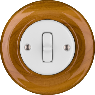 Porcelain Toggle switches - a single key ()  - PADELUS | Katy Paty