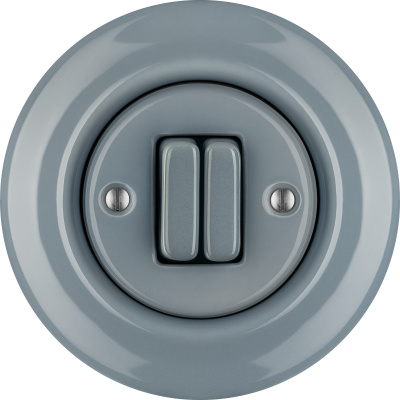 Porcelain switches - a double key ()  - LIVOR | Katy Paty
